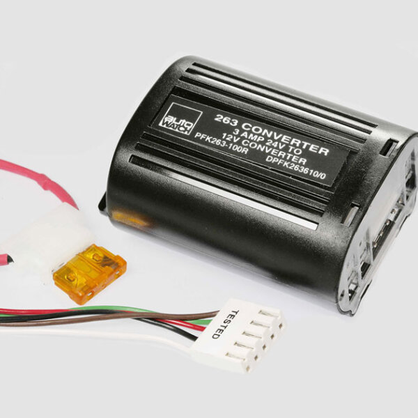 263000 Autowatch 24V to 12V Converter
