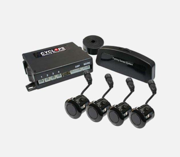 SEN-003/4 Cyclops 4 head reverse sensor with Display