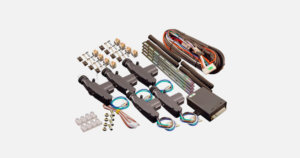 Five Door Cable Central Locking Kit (4CL-004)