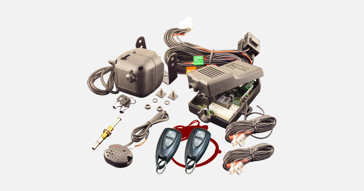 Strange Para385T P385T Cyclops Remote Alarm Product Dynamco Wiring Cloud Hisonuggs Outletorg
