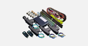 Remote Four Door Central Locking Kit (4CL-002)