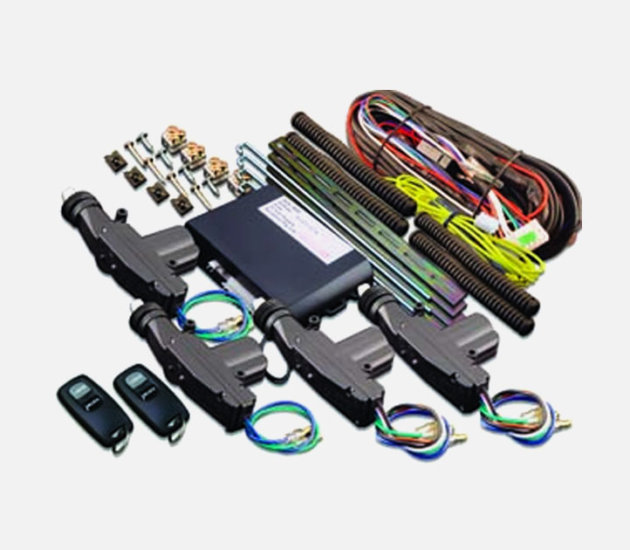 4CL-002 cyclops remote 4 Door Central Locking Kit