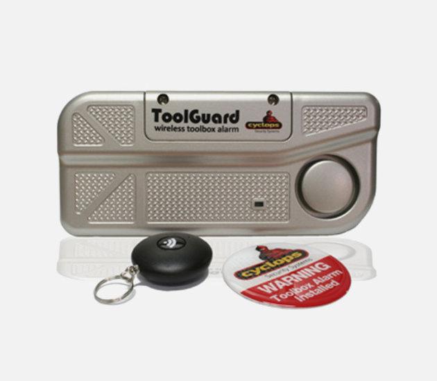 TG-4000 TOOLGUARD STANDALONE TOOLBOX ALARM