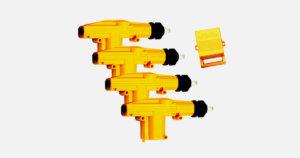 FL 2252 Heavy duty central locking kit