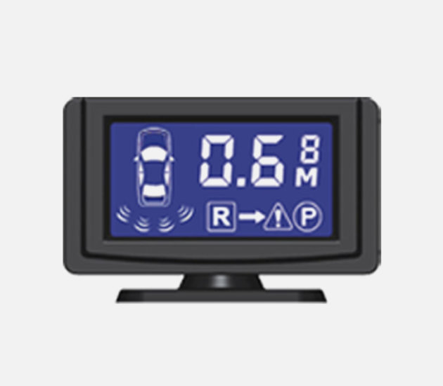 LC4F Optional LCD screen
