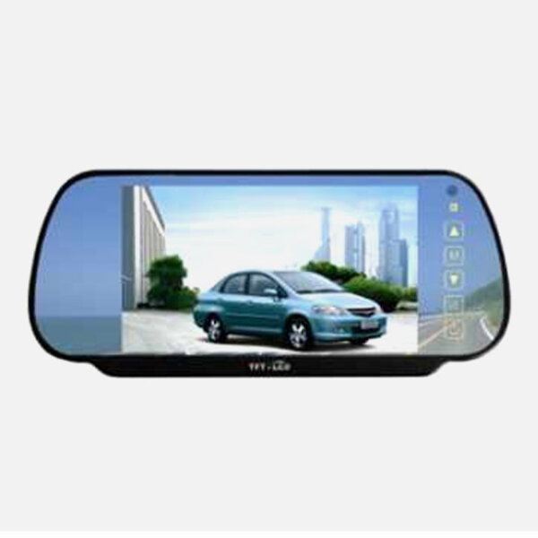 RV-4207 Rearview Mirror Clip on Style