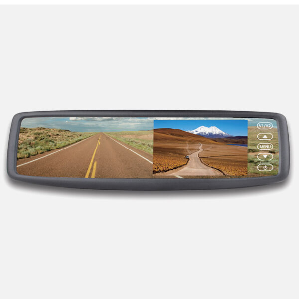 RV-4303 Rearview Mirror OEM Style