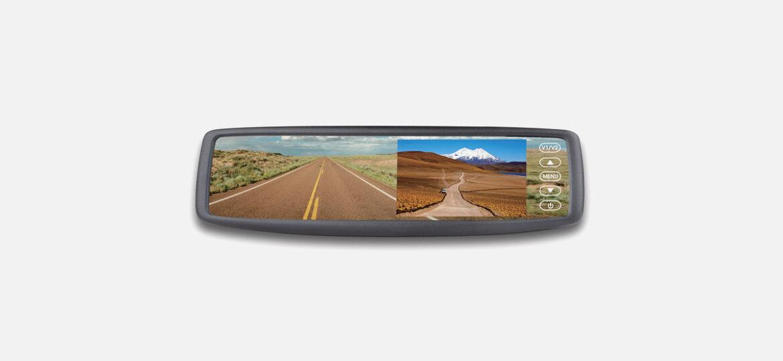 RV-4303 Rearview Mirror OEM Style