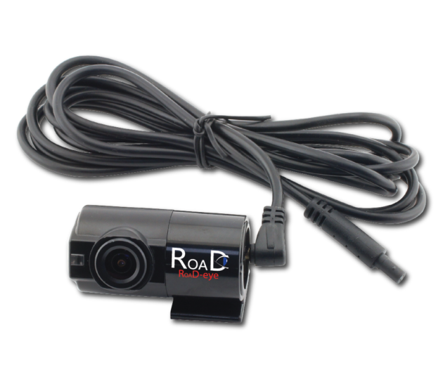 Road-eye RE350 Front & rear Dash Cam with recording box