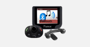 Mki9200 (PF320062) Bluetooth Hands Free Kit WITH Display Unit