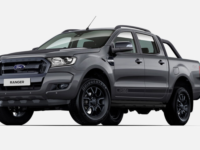 Ford Ranger 695 Canbus Update